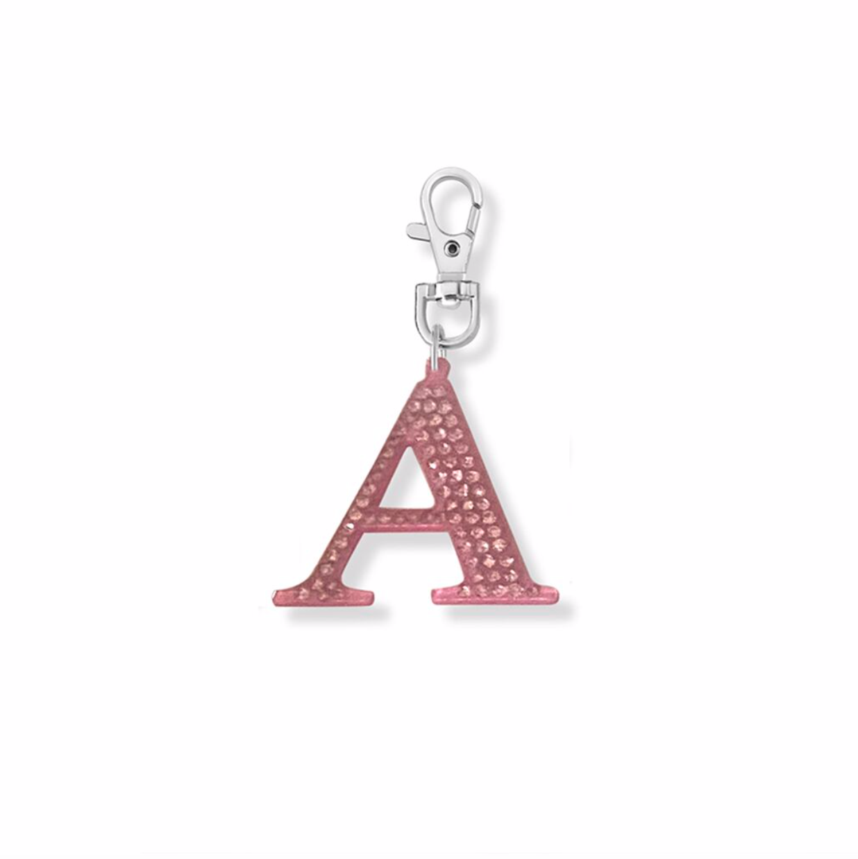 Initial A Keyring