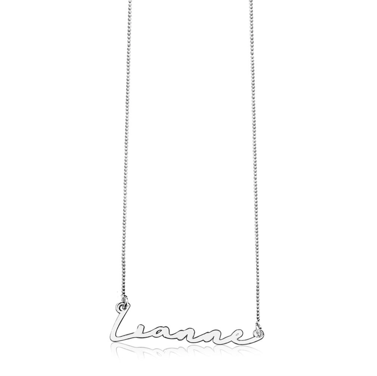 Lianne Handwriting Name Necklace