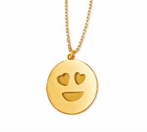 Heart Emoji Necklace