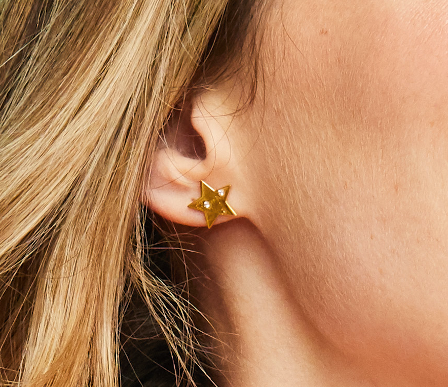 Etta Stud Earrings