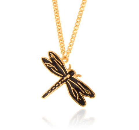 Disney Dragonfly Necklace