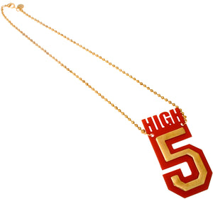 High 5 Necklace
