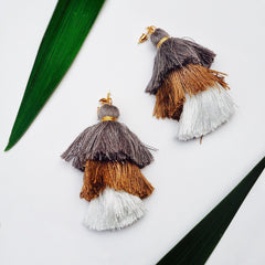 Hetti Tassel Earrings