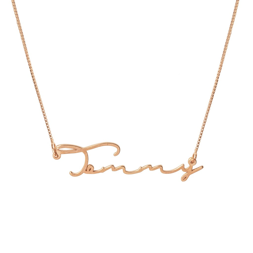 Tammy Name necklace
