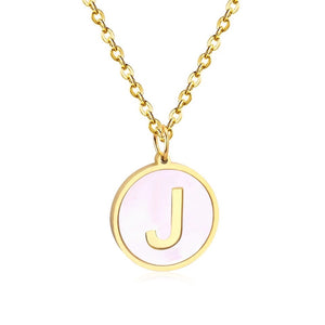 J Pearl Necklace