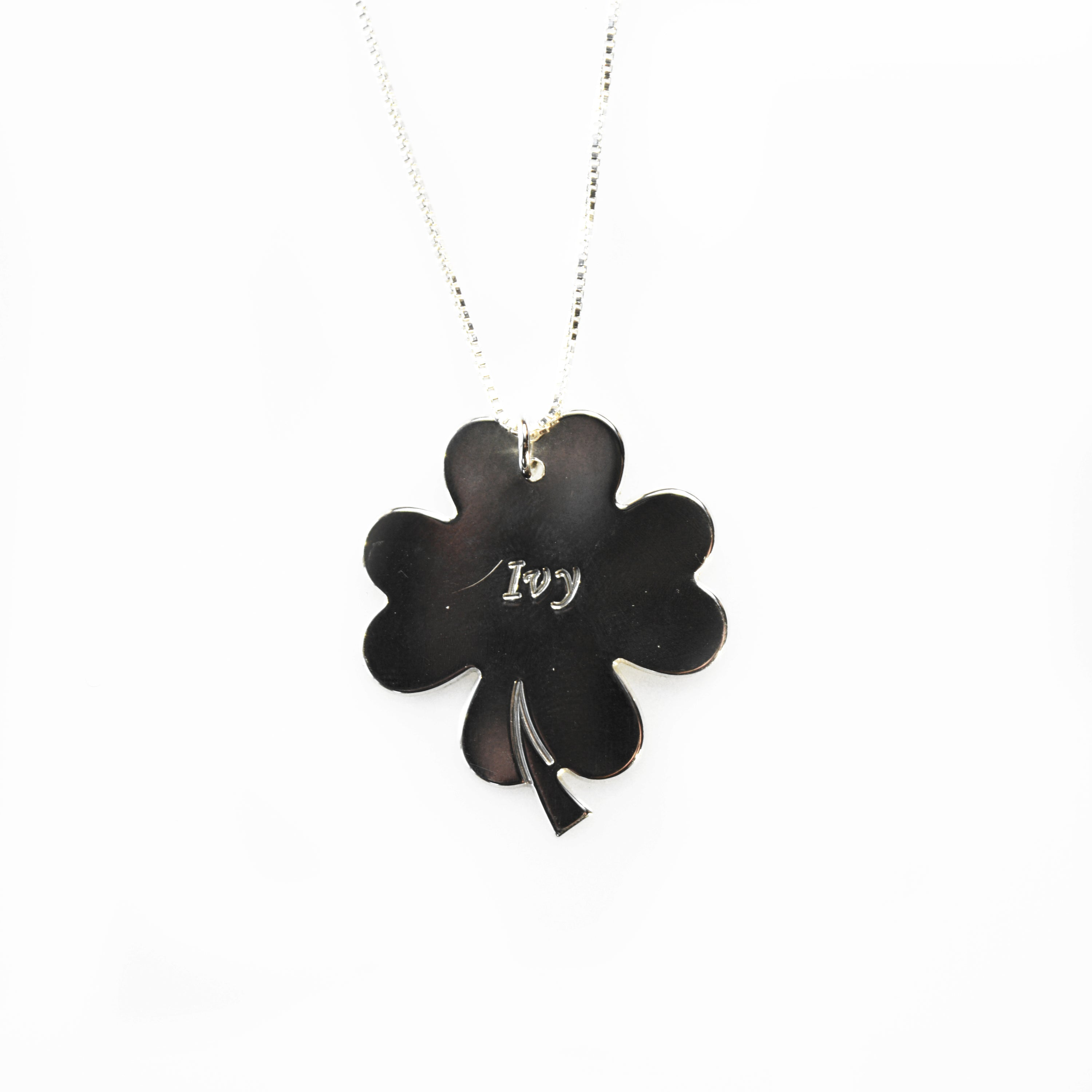 Ivy Name necklace