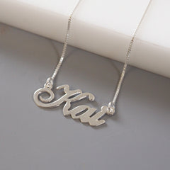 Kai Name Necklace