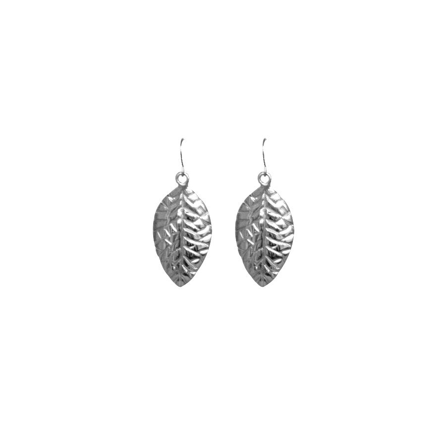 Woodland Leaf Earrings