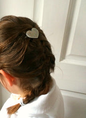 Little Heart Hairslide