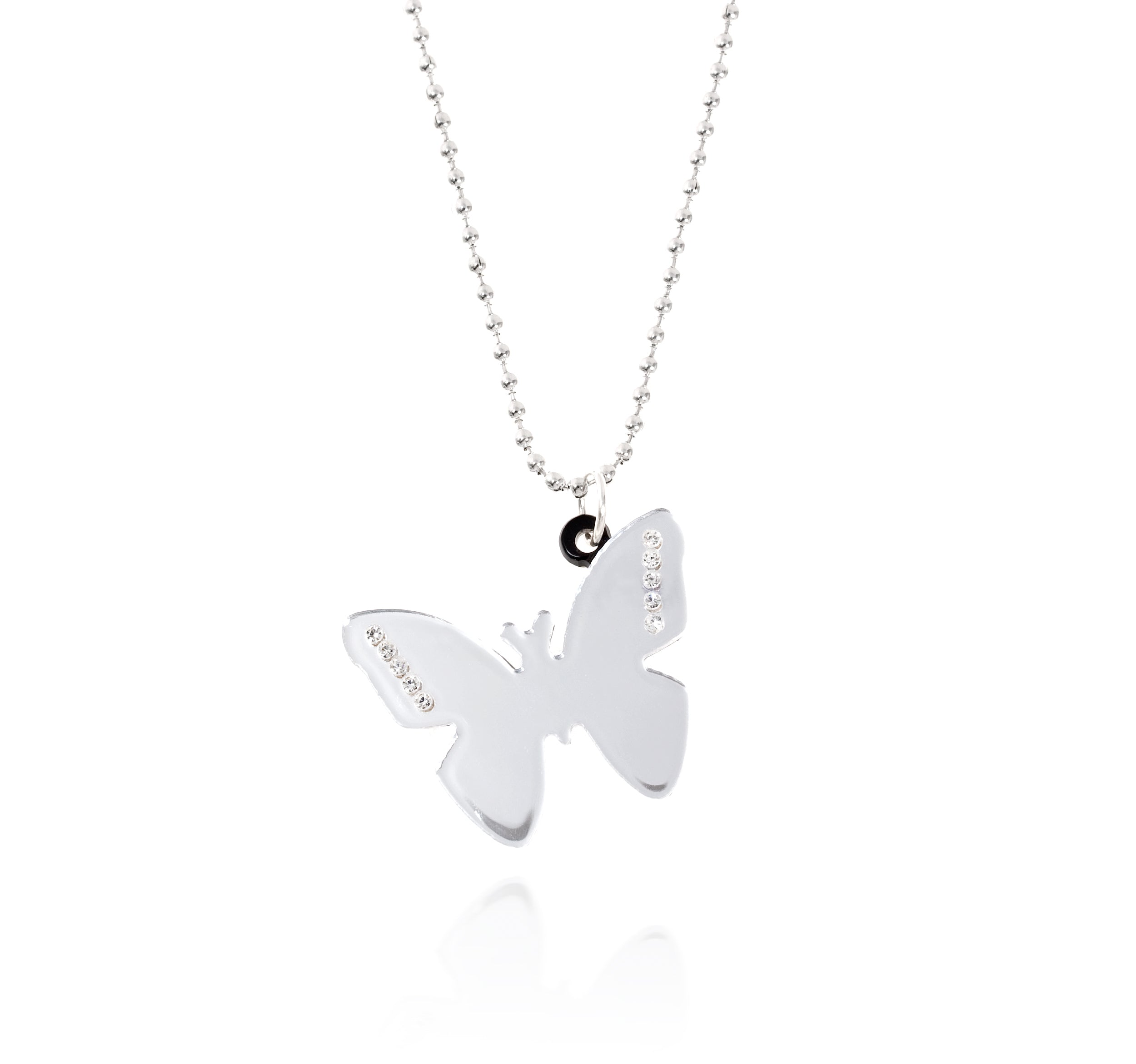Butterly Charm Necklace