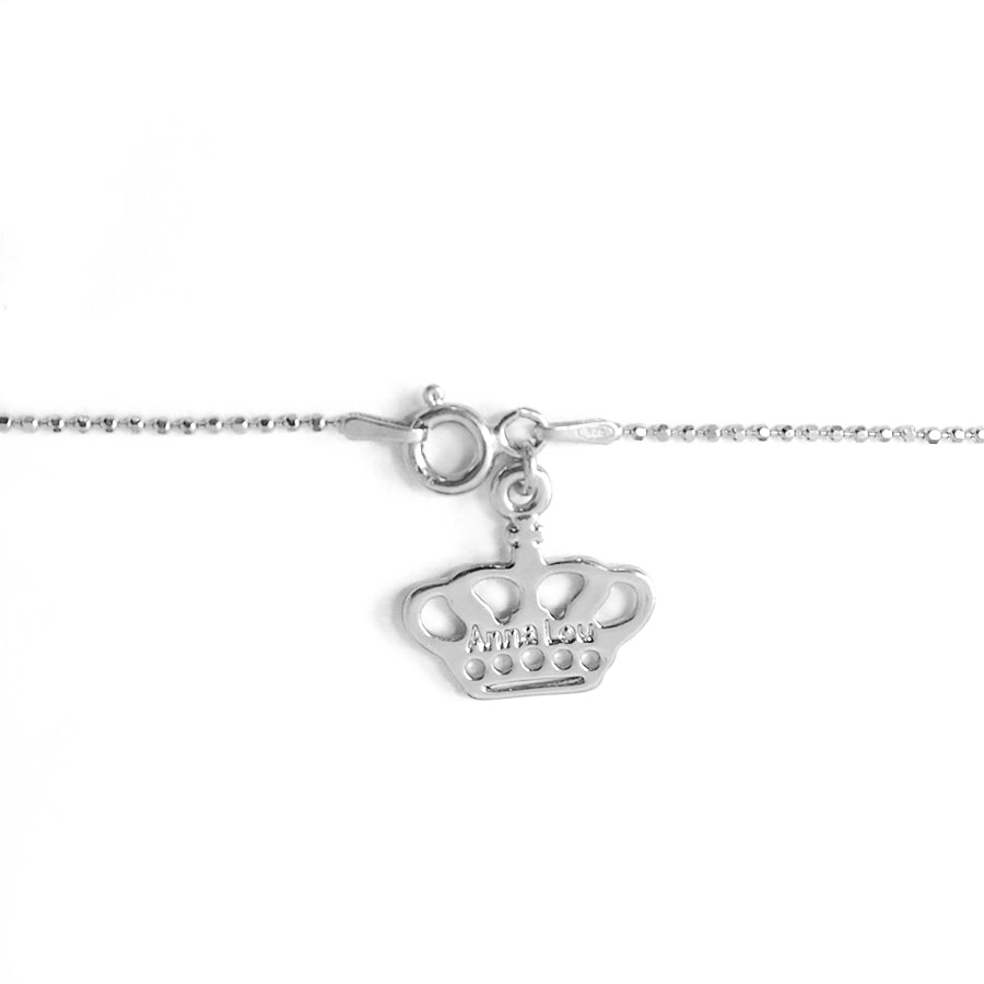 Engraved Cross Bracelet