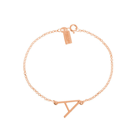 Initial Anklet