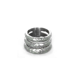 Stackable Band Ring