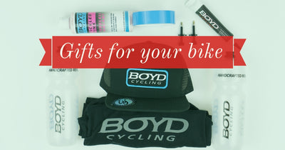 Great gift ideas for your bike (or favorite cyclist) in your life.