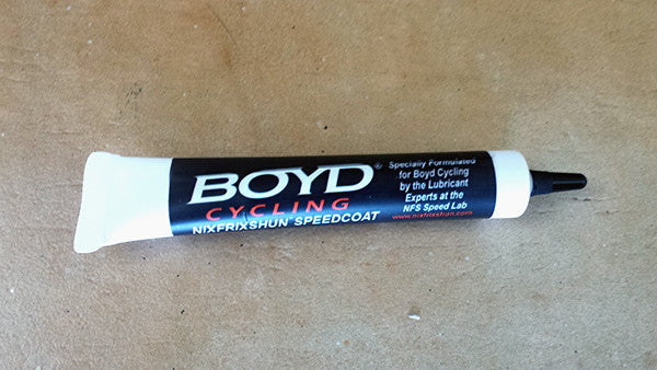 NixFrixShun Speedcoat for Boyd Cycling