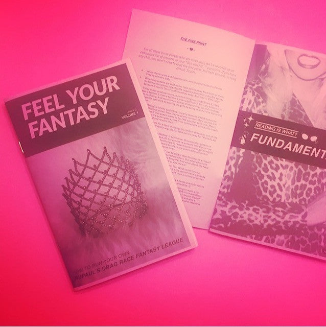 Feel Your Fantasy (RuPaul's Drag Race fanzine)