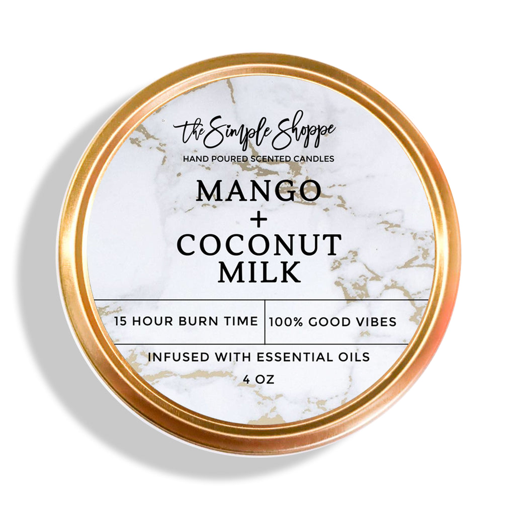 MANGO + COCONUT MILK TRAVEL TIN