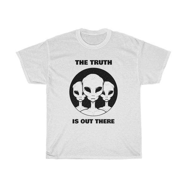 The Truth Is Out There Alien UFO T-Shirt