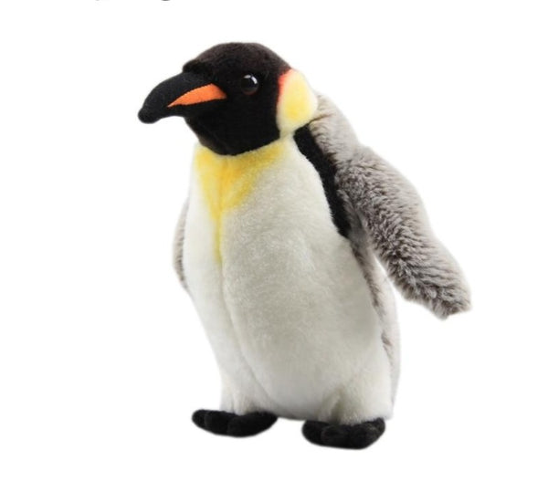 LightningStore Adorable Cute Father Mother Emperor Penguin Doll Realistic Looking Stuffed Animal Plush Toys Plushie Children's Gifts Animals