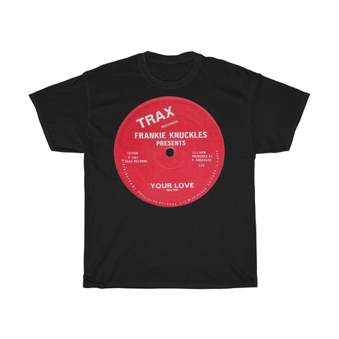 Trax Records Shirt