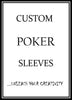 Custom Card Sleeves For Poker Cards - Custom Poker Card Sleeves - Design Your Own Trading Card Sleeves - DIY Card Sleeves