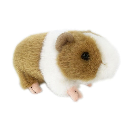 LightningStore Adorable Cute Black Guinea Pig Hamster Stuffed Animal Doll Realistic Looking Plush Toys Plushie Children's Gifts Animals