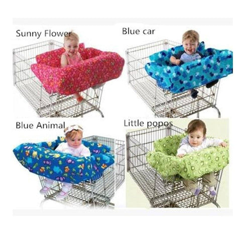 Baby Product - Lightningstore Shopping Troley Baby Seats New Hot Sale Baby Shopping Cart Cover Baby Care - Grocery Cart Over For Baby