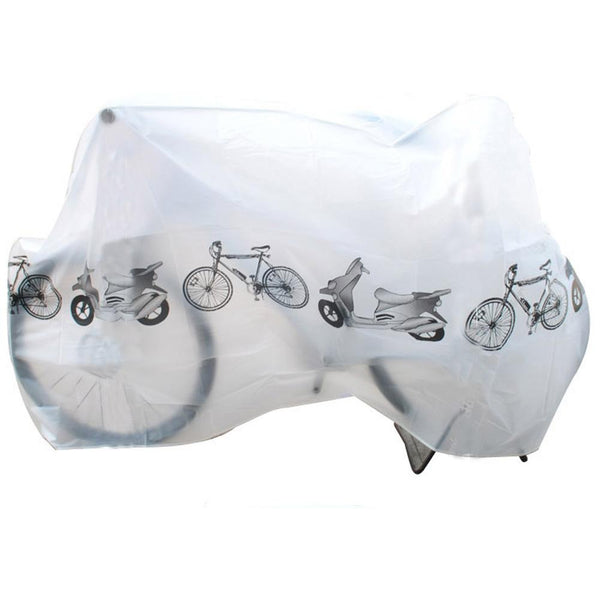 Biking - Protection - Bicycle Outdoor Rain Dust Cover Protector Gray