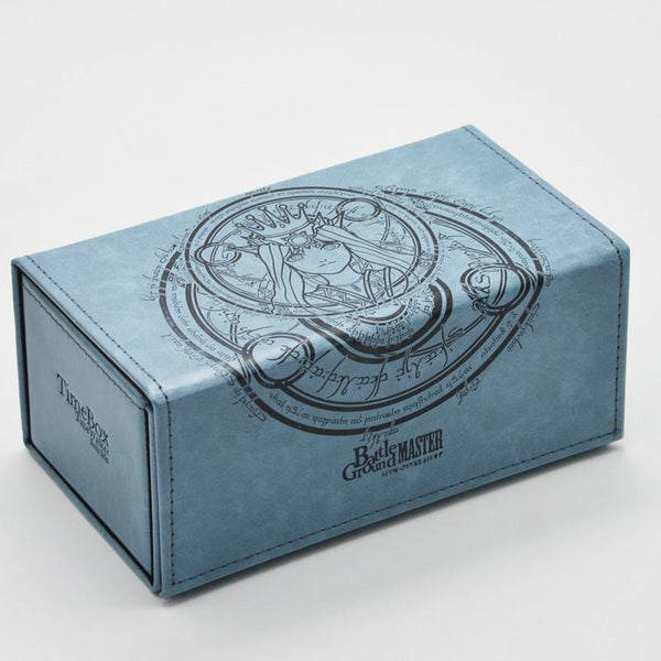 Cartoon Leather TCG Deck Boxes For Yugioh/MTG/Pokemon - Card Game Deck Box - On Sale Now!