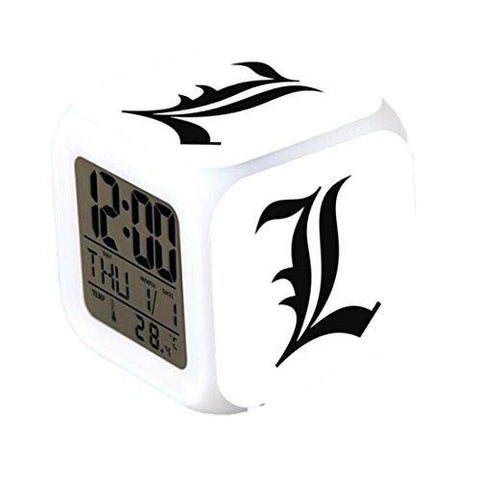 CE - LightningStore Death Note LED Clock Hot Sale - Create Your Own Design Or Choose From 20 Designs