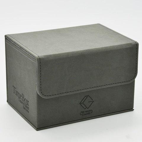 Green Leather TCG Deck Boxes For Yugioh/MTG/Pokemon - Card Game Deck Box - On Sale Now!