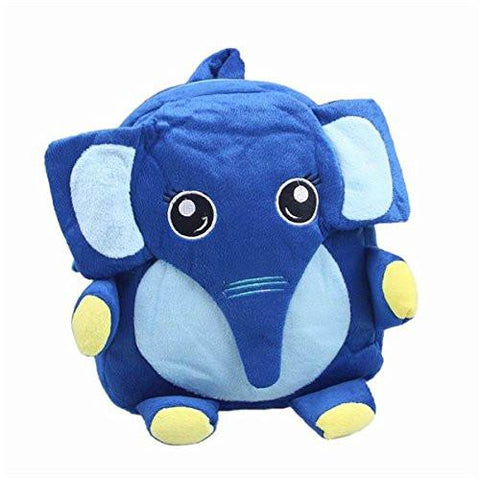PC Accessory - LightningStore Super Cute Blue Elephant Children School Bags Backpack Kindergarten Girls Boys Kid Backpack Cute Cartoon Toys