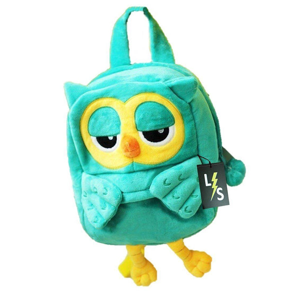 PC Accessory - LightningStore Super Cute Children Green Turquoise Owl School Bags Backpack Kindergarten Girls Boys Kid Backpack Cute Cartoon Toys