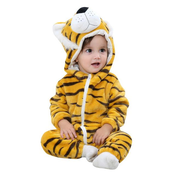 Tiger Costume For Toddlers