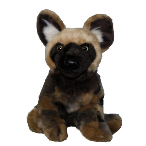 Toy - LightningStore Adorable Cute 28 Cm Jackal Hyena Doll Realistic Looking Stuffed Animal Plush Toys Plushie Children's Gifts Animals