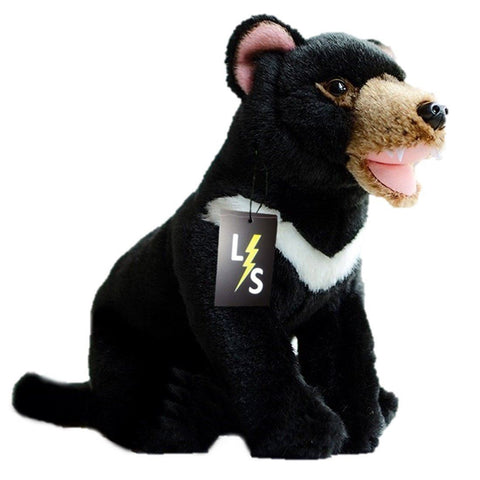 Toy - LightningStore Adorable Cute Asiatic Sloth Black Bear Doll Realistic Looking Stuffed Animal Plush Toys Plushie Children's Gifts Animals