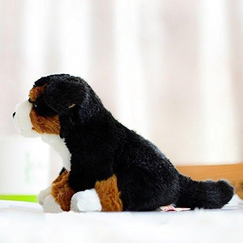 Cute Animal Collapsible Toy Storage Organizer Folding: LightningStore Adorable Cute Bernese Mountain Dog Puppy