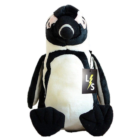Toy - LightningStore Adorable Cute Black And White African Penguin Doll Realistic Looking Stuffed Animal Plush Toys Plushie Children's Gifts Animals
