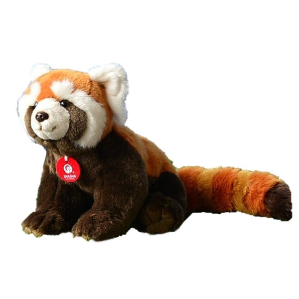 Toy - LightningStore Adorable Cute Giant Large Orange Fox Panda Racoon Hybrid Doll Realistic Looking Stuffed Animal Plush Toys Plushie Children's Gifts Animals