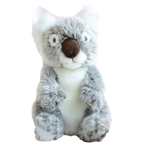 Toy - LightningStore Adorable Cute Gray Koala Doll Realistic Looking Stuffed Animal Plush Toys Plushie Children's Gifts Animals