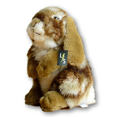 Toy - LightningStore Adorable Cute Green Rabbit Bunny Stuffed Animal Doll Realistic Looking Plush Toys Plushie Children's Gifts Animals