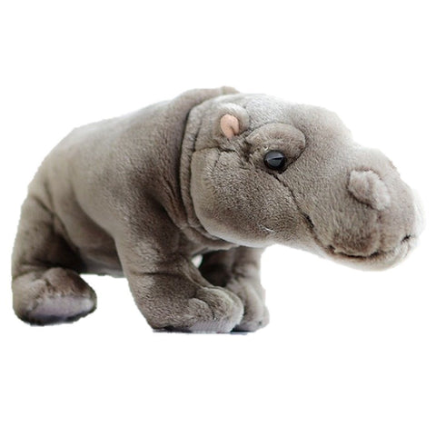 Toy - LightningStore Adorable Cute Hippo Doll Realistic Looking Stuffed Animal Plush Toys Plushie Children's Gifts Animals
