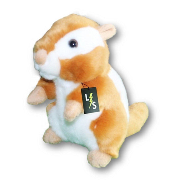 Toy - LightningStore Adorable Cute Orange Chipmunk Squirrel Stuffed Animal Doll Realistic Looking Plush Toys Plushie Children's Gifts Animals