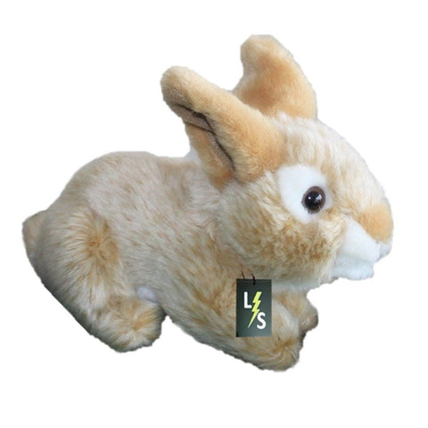 Toy - LightningStore Adorable Cute Orange Rabbit Bunny Stuffed Animal Doll Realistic Looking Plush Toys Plushie Children's Gifts Animals