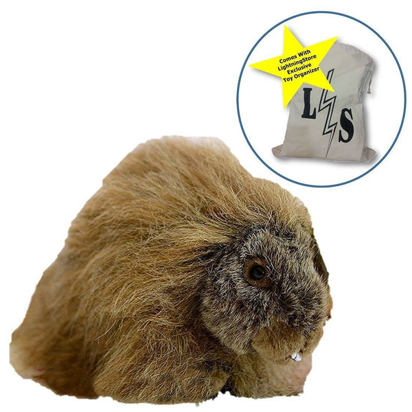 0f07997ae668 Toy - LightningStore Adorable Cute Porcupine Squirrel Hybrid Doll Realistic  Looking Stuffed Animal Plush Toys Plushie