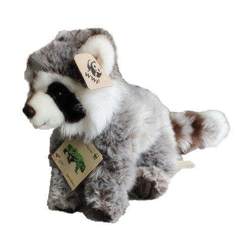 Toy - LightningStore Adorable Cute Racoon Doll Realistic Looking Stuffed Animal Plush Toys Plushie Children's Gifts Animals