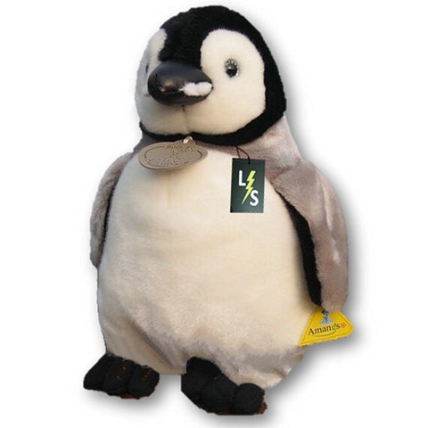 Toy - LightningStore Adorable Cute Sea Penguin Stuffed Animal Doll Realistic Looking Plush Toys Plushie Children's Gifts Animals