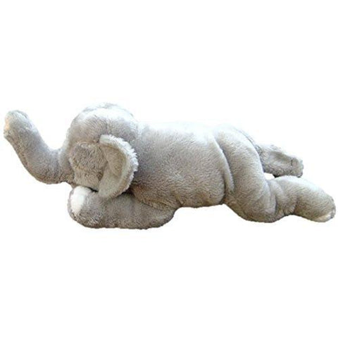 Toy - LightningStore Adorable Cute Sleeping Lying Elephant Doll Realistic Looking Stuffed Animal Plush Toys Plushie Children's Gifts Animals