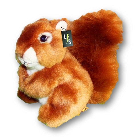 Toy - LightningStore Adorable Cute Small Squirrel Stuffed Animal Doll Realistic Looking Plush Toys Plushie Children's Gifts Animals
