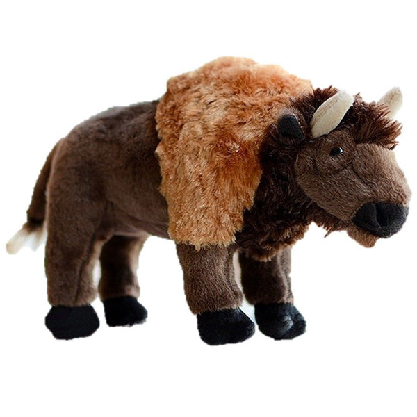 Toy - LightningStore Adorable Cute Spainish Bull Ranch Cowboy Matador Doll Realistic Looking Stuffed Animal Plush Toys Plushie Children's Gifts Animals